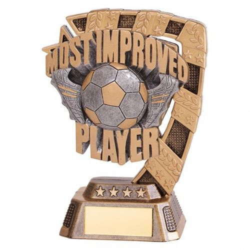 Euphoria Most Improved Player Award 130mm
